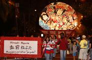 青森のお祭と言えば弘前のねぷた 南国ハワイで見られるなんて夢のよう