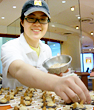Chef:Miho Ishimori
