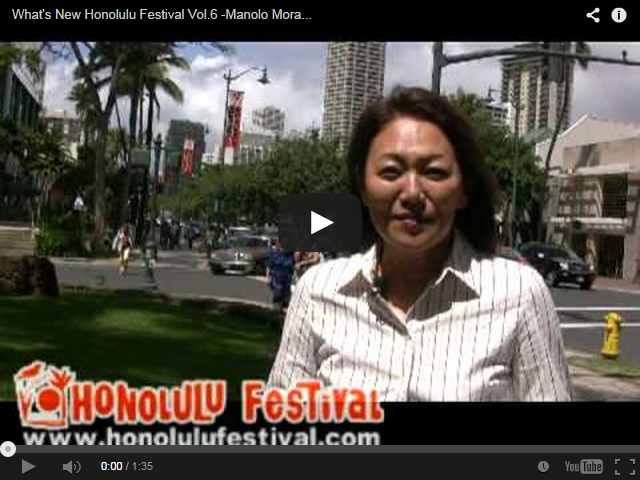 www.honolulufestival.com en whatsnew 2010 03 11 honolulu festival to be on channel 2 khon manolo morales early morning show on friday 312