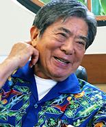 Sanshin Master Choichi Terukina-sensei