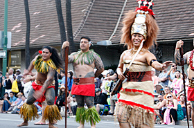 The tattoo culture of Samoa has a history of hundreds of years.