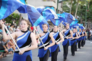Hempfield High School Band Marching Band  [ 4.3MB ]