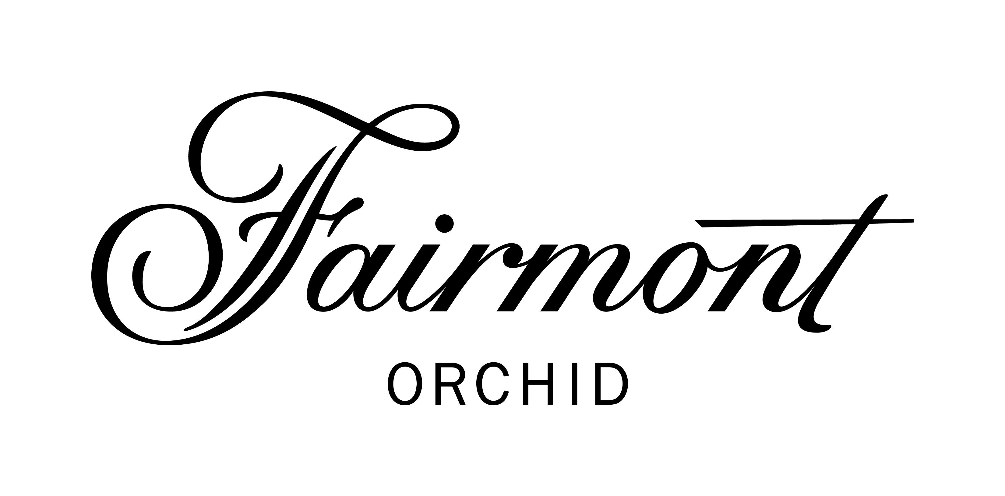 NEW Fairmont Orchid Logo