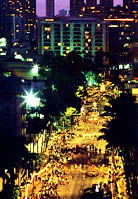 Grand Parade at Waikiki