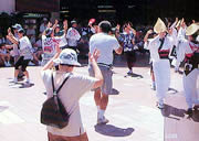 Awa Odori at Royal Hawaiian Shopping Center