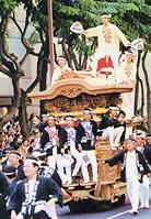 Danjiri Matsuri (Daytime)
