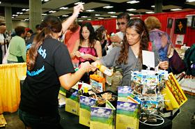 メイドイン・ハワイの商品はどこも人気です。