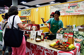 Organic Hawaiian Spices-cajun, curry, so many flavors to choose from.