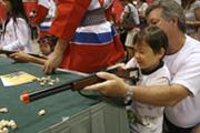 cork gun games