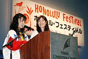 Ms. Kei Segawa & Ms. Alice Inoue