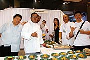 Famous Hawaiian regional cuisine