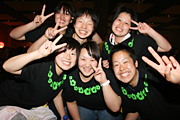 Students from Sonoda Gakuen