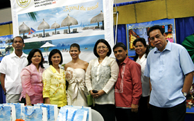 The Tourism Promotion Team for the Philippines.