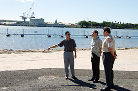 Tour of Pearl Harbor's Ford Island