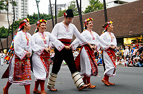 Igranka Group of Bulgarian Folk Dances and Traditions from Toronto, Canada.