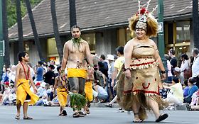 Samoan Slap Dance performed by SOGAIMITI.