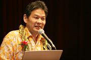 Panelist Mr. Duane Kurisu