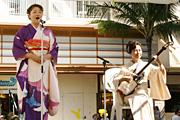 津軽三味線と民謡