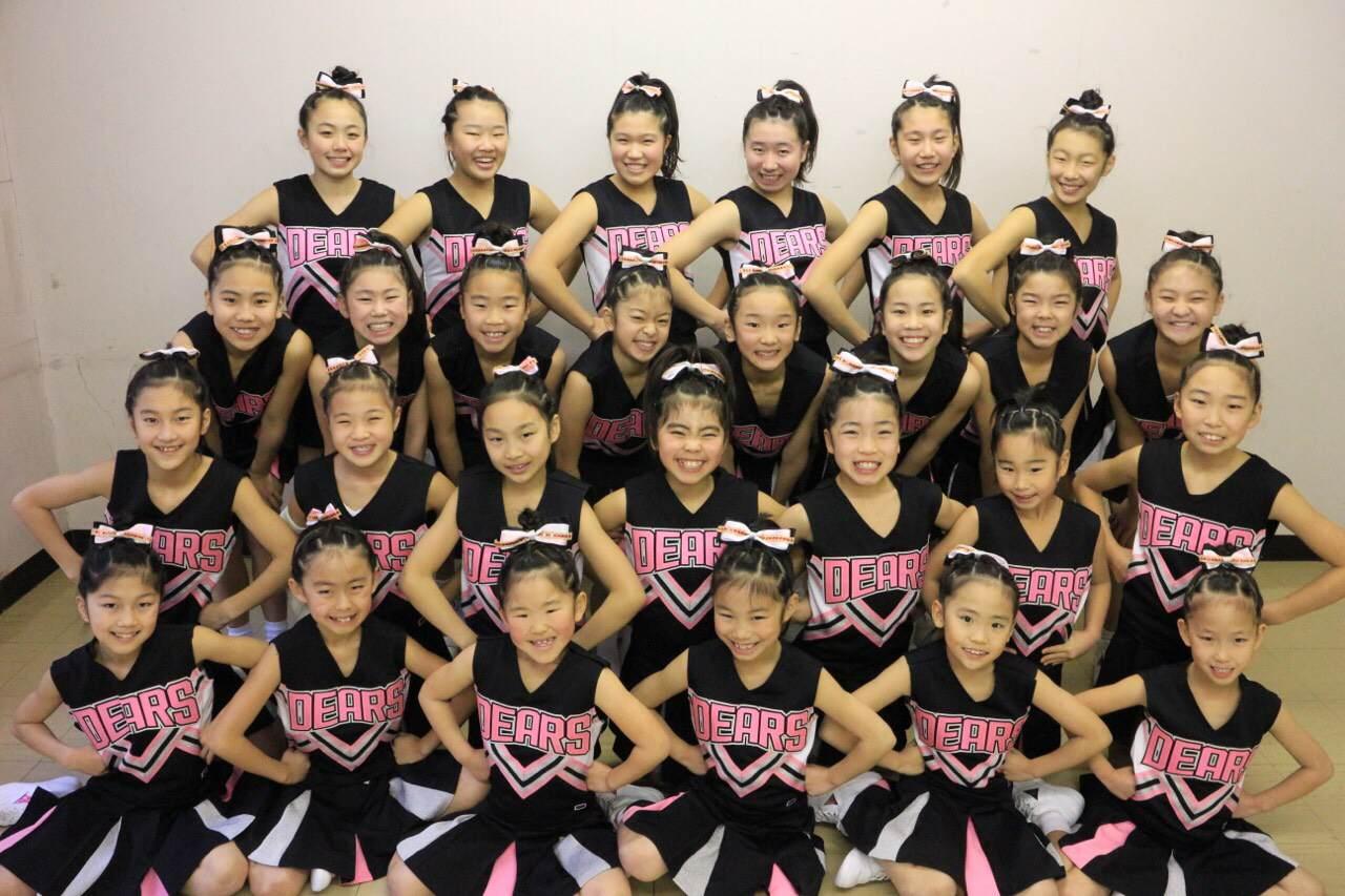 Hokusetsu Cheerleading Club DEARS
