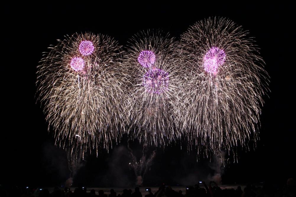 2015 Nagaoka fireworks