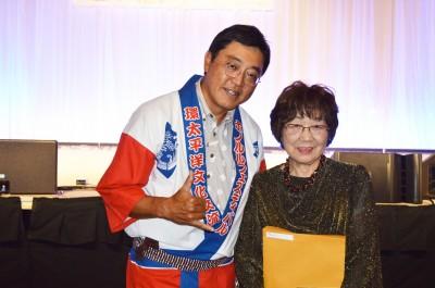 2015 best contribution awards_taishogoto g.tanuki