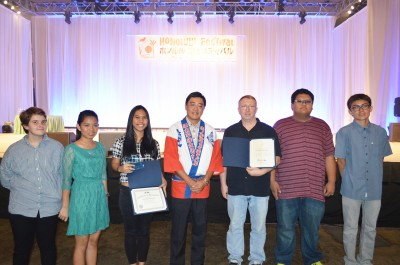 2015 best contribution awards_lahainaluna high school