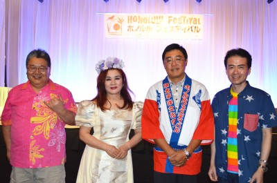 2015 best contribution awards_yasuko shimizu and her fellow singers