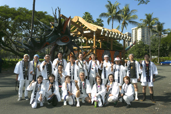 24HF-Honolulu-Daijayama-Booster-Group