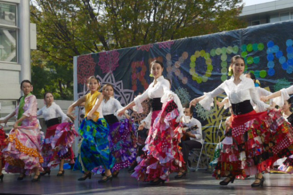 24HF-Flamenco-Circle-iVAMOS-in-Waseda-University