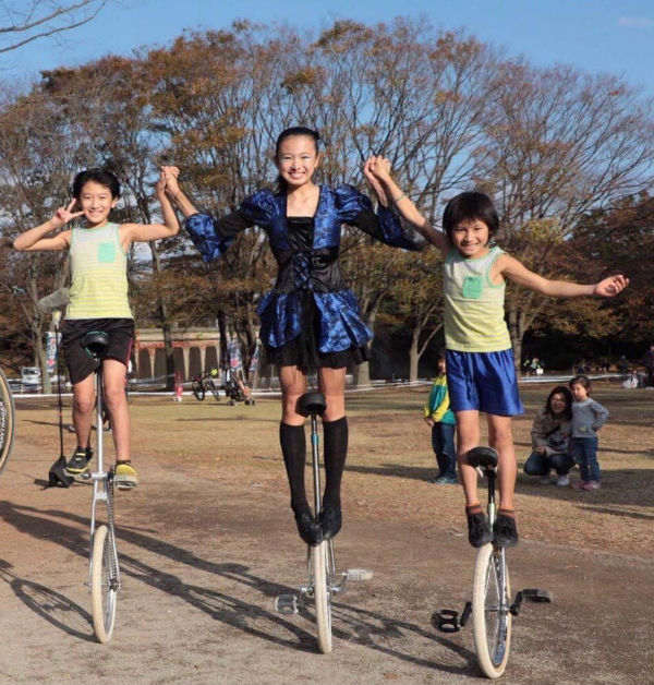 24HF-Chigasaki-city-Unicycle-Japan-Champion-UCHIDA-sisterbrothers