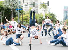 CHIBA UNIV DOUBLE DUTCH CIRCLE AX