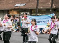 Hakuoh University Handbell Choir / 白鴎大学ハンドベルクワイア