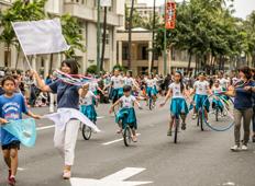 Minna unicycle club / ミンナ ユニサイクル クラブ