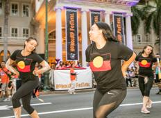 Wagana Aboriginal Dancers / ワガナ アボリジニ ダンサーズ