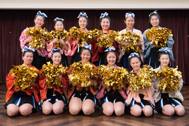 Teikyo Nagaoka High School Cheerleading Club Twinkles (4)