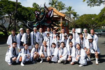 Honolulu Daijayama Booster Group (20)