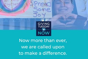 Support us with GivingTuesday on May 5.